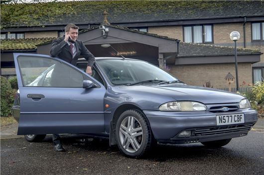 Mondeo Turns 25 But 1990s Classic Is Dying Out Honest John