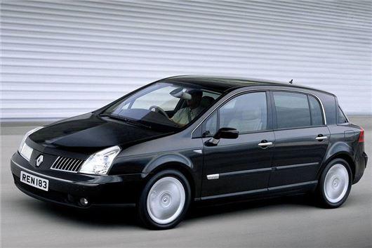 Future Classic Friday Renault Vel Satis Honest John