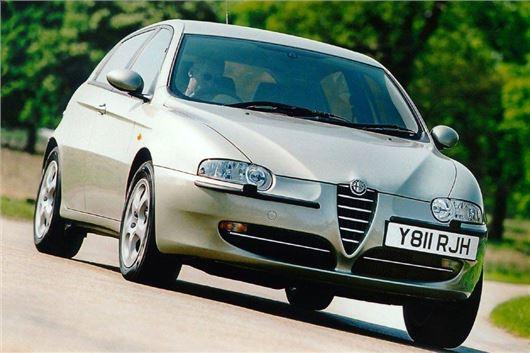 2003 Alfa Romeo 147 | Classic Driver Market | Alfa romeo ... |Old Alfa Romeo 147
