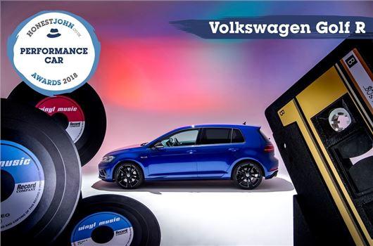 Honest John Awards 2018: Volkswagen Golf R takes Most