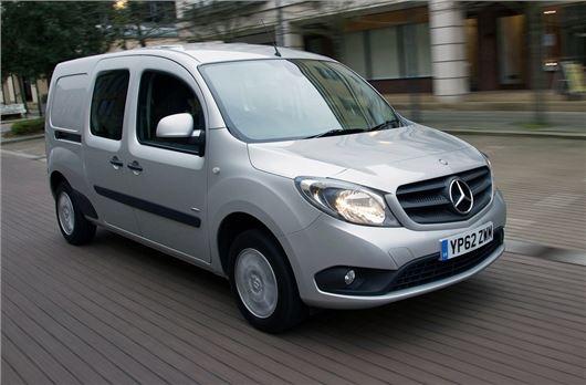 Used Van Buying Guide: Mercedes-Benz Citan 2012 -2019