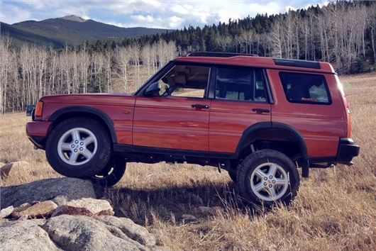 Land Rover Discovery 2 >> Future Classic Friday Land Rover Discovery 2 Honest John