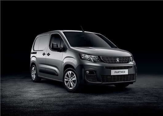 a4126228d8b Peugeot launches all-new Partner van | | Honest John
