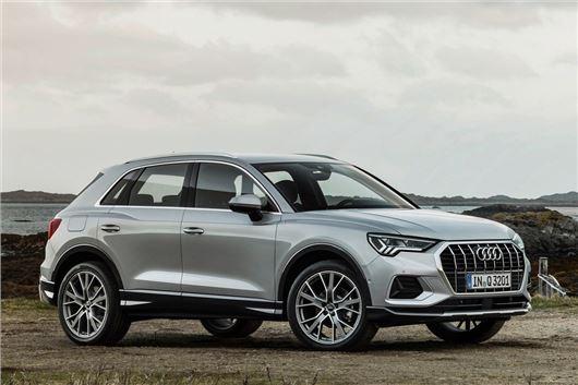 Audi Q3 Revealed New Suv Takes On Volvo Xc40 Motoring News