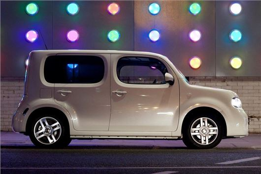 Future Classic Friday Nissan Cube Honest John