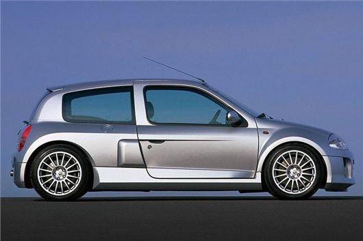 patrullera regelbunden exil  Future Classic Friday: Renault Sport Clio V6 | | Honest John