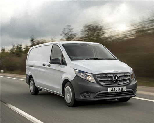 Mercedes-Benz Vito gets more kit and new trim lines for 2019