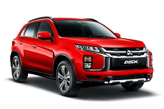 Mitsubishi Asx Given Major Facelift For 2020 Motoring News