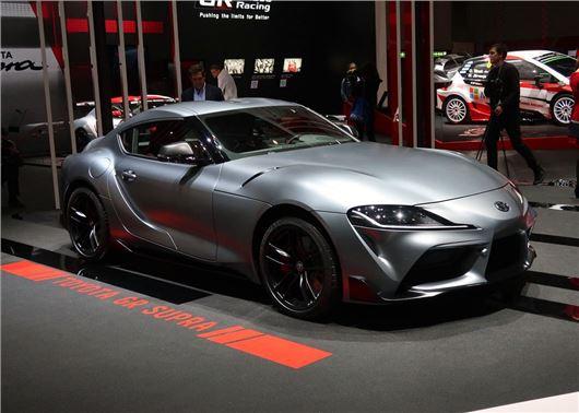 Geneva Motor Show 2019: Toyota Supra Finally Seen In The