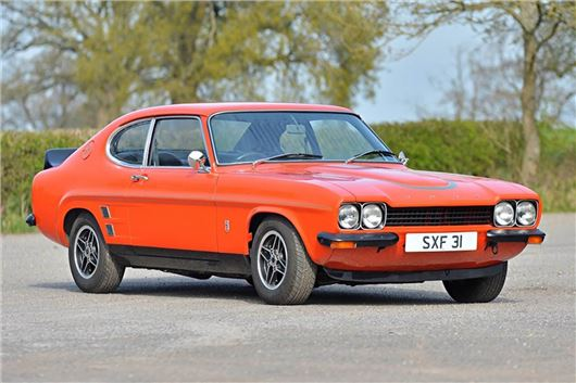 Entry List Hots Up For Historics 18th May Classic Car Auction