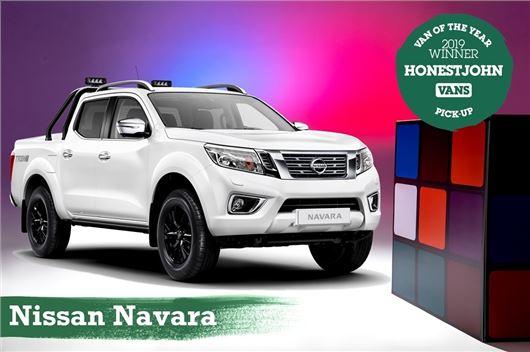 Honest John Awards 2019: Nissan Navara named Most Popular