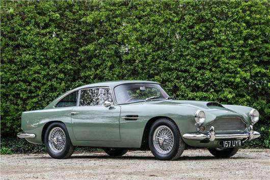 Aston Martin Db4 Db5 And Db6 In Historics Auction On 18th May Honest John
