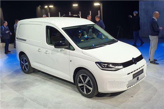 Volkswagen previews new 2021 Caddy van | | Honest John