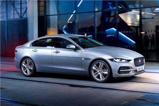 2021 Jaguar XE updated: mild-hybrid engine and £30k price ...