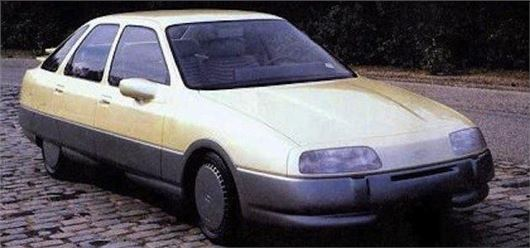 Friday Concept Ford Probe III