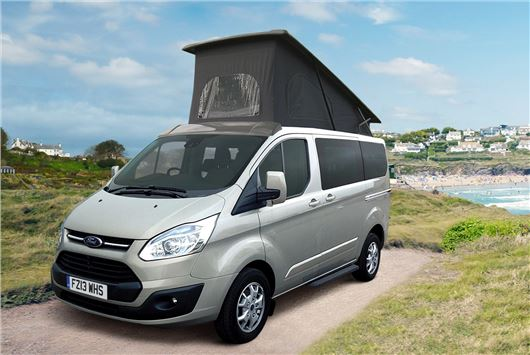 Wellhouse announces first Ford Tourneo Custom based camper ...