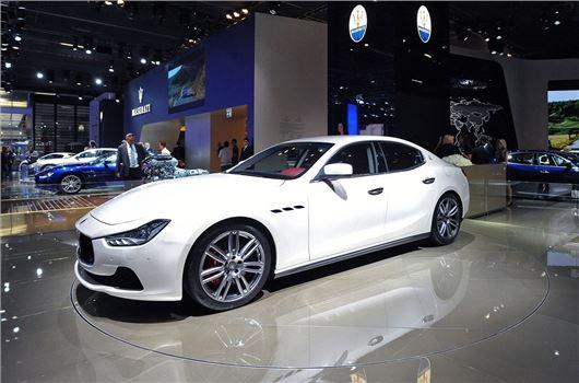 Maserati Teams Up With Ermenegildo Zegna To Produce Quattroporte