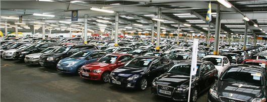 Manheim Car Auction
