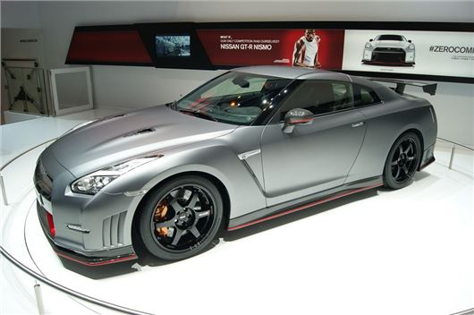 Geneva Motor Show 2014: Nissan GT R Nismo Launched