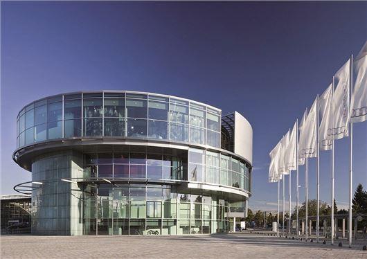 Audi factory museum ingolstadt honest john for Mobel in ingolstadt