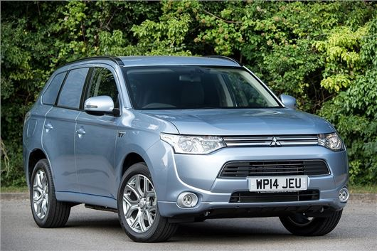 Five Year Warranty As Standard On All New Mitsubishi Models