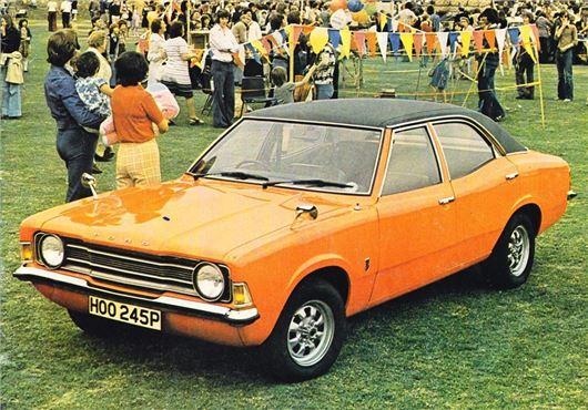 Classic advert: Ford Cortina MkIII | | Honest John