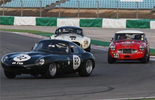 New HSCC Jaguar challenge race for Donington Historic ...