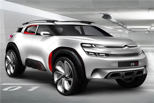 video watch the new citroen concept car being built. Black Bedroom Furniture Sets. Home Design Ideas