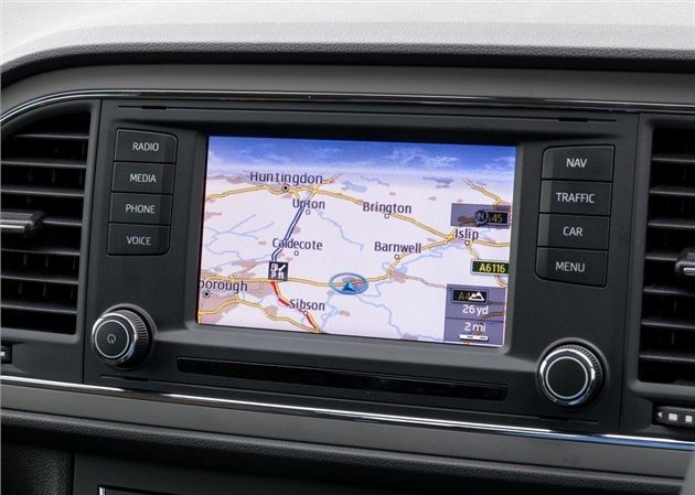 navigation nightmares in the leon our cars honest john. Black Bedroom Furniture Sets. Home Design Ideas