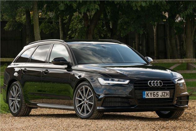 Our Cars: Audi A6 Avant 2.0 TDI Ultra Black Edition