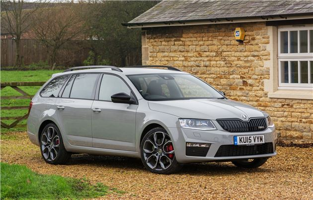 skoda octavia vrs estate | our cars | honest john