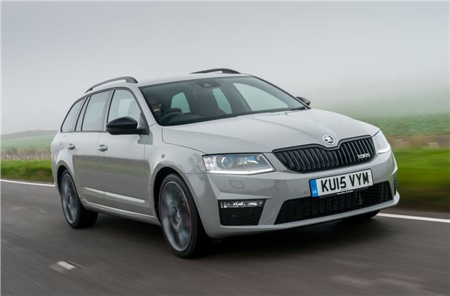 octavia vrs estate against the competition | our cars | honest john