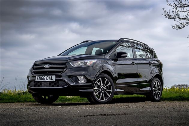 ford kuga st line 2 0 tdci our cars honest john. Black Bedroom Furniture Sets. Home Design Ideas