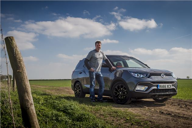 Welcome To Our Ssangyong Tivoli Our Cars Honest John