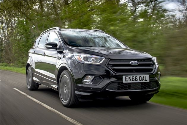 ford kuga takes on the family holiday our cars honest john. Black Bedroom Furniture Sets. Home Design Ideas