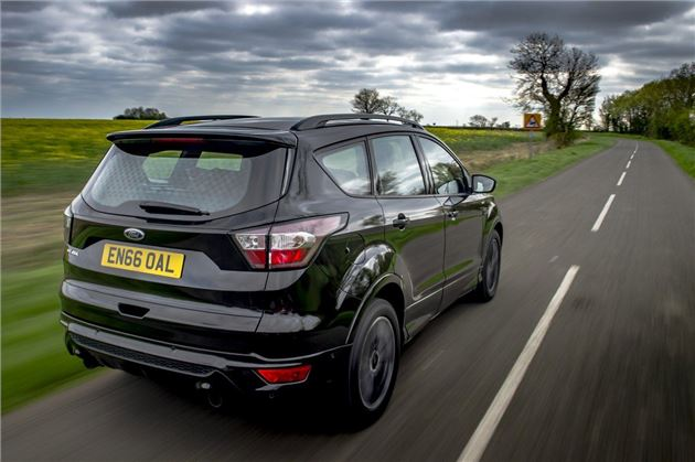 Our Cars Ford Kuga St Line   Tdci