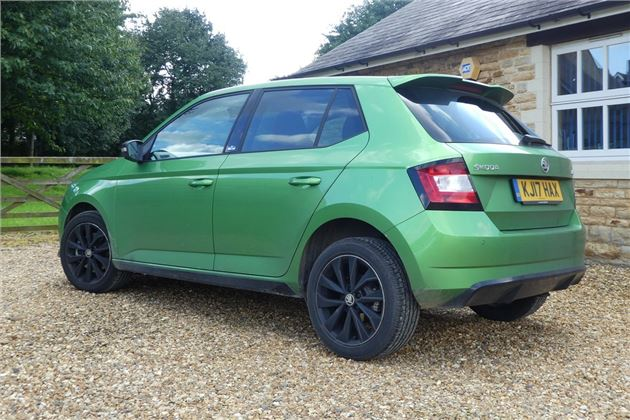 Why I chose a DSG gearbox in the Skoda Fabia | Our Cars | Honest John