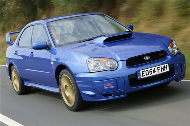 What Is The Cheapest Classic Car Insurance For A Subaru Impreza Honest John