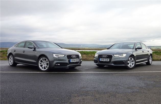 A6 Or A5 Sportback Our Cars Honest John