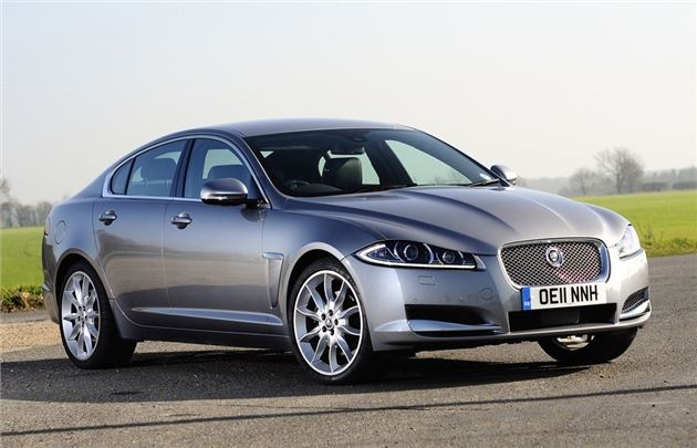 Our Cars: Jaguar XF 3.0D