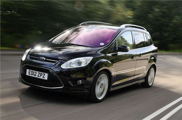 ford grand c max 2 0 tdci our cars honest john. Black Bedroom Furniture Sets. Home Design Ideas