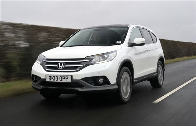 Our Cars: Honda CR V 2.2 I DTEC