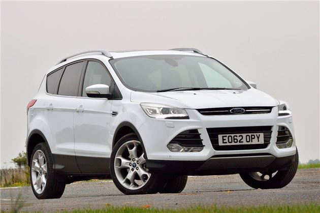 ford kuga titanium x 2 0 tdci our cars honest john. Black Bedroom Furniture Sets. Home Design Ideas