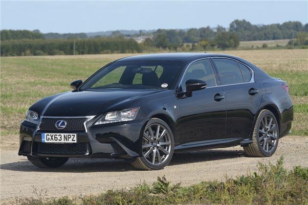ברצינות Lexus GS450h F Sport | Our Cars | Honest John VH-98