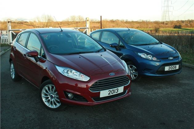 The Fiesta's facelift gets a grilling | Our Cars | Honest John