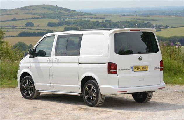 c18d6265a7 Our Vans  Volkswagen T5 Transporter Kombi Sportline