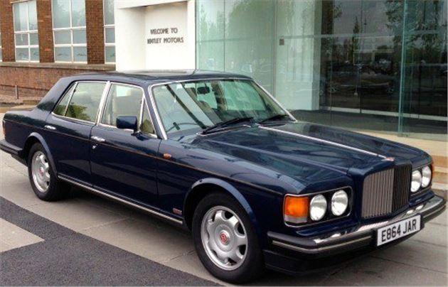 Bentley Turbo R >> Latest Arrival Bentley Turbo R Our Cars Honest John