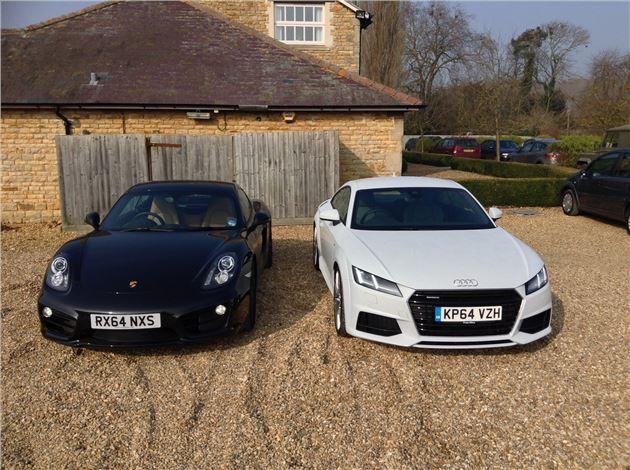 Audi TT or Porsche Cayman?