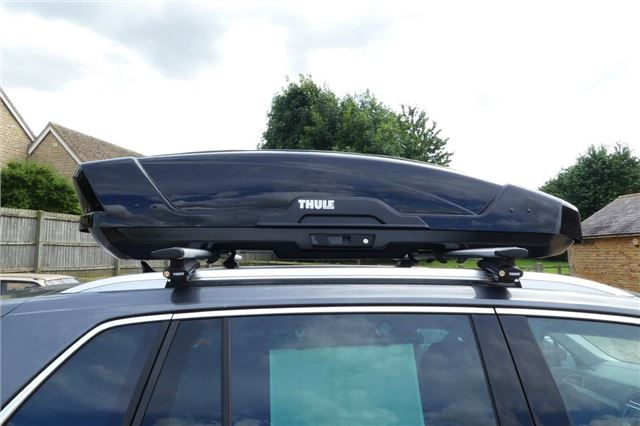 Waterproof Roof Box Cover fits Thule Ocean Touring /& Motion Boxes X LARGE SIZE
