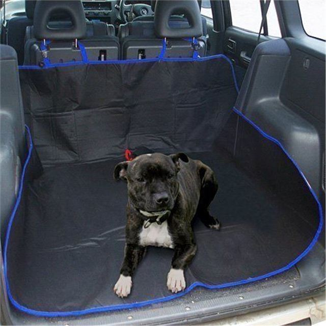 Rear Seat Protector Pet Boot Mat Liner For HONDA JAZZ 08-ON